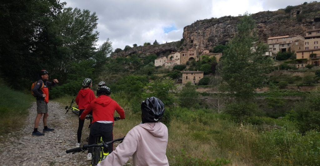 Rando VTT pour visiter l'Aveyron