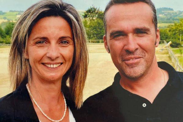 Sophie et Julien ARDON, directeurs